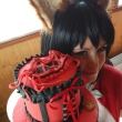 Kurumi cake by my friends :3 - AS 2016